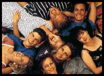 The Beverly Hills 90210 Cast
