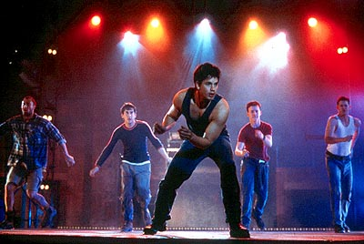 Adam Garcia dances up a storm