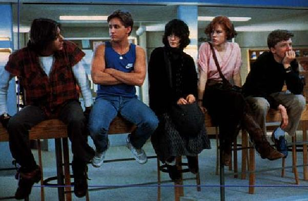 The Talented Young Cast of The Breakfast Club