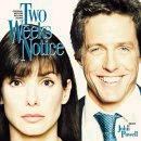 Two Weeks Notice Soundtrack