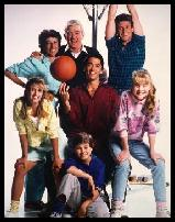 The cast of Charles In Charge