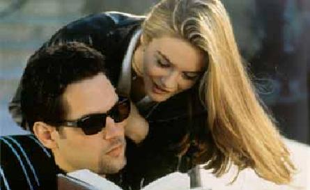 Alicia Silverstone & Paul Rudd