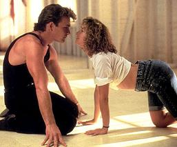 Patrick Swayze & Jennifer Grey in Dirty Dancing