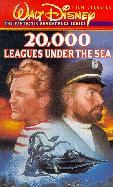20, 000 Leagues on VHS