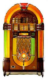 Pictures of 1950s Jukebox http://www.hollywoodteenmovies.com/JukeBox.html