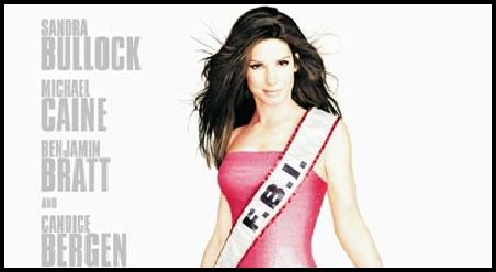Sandra Bullock is Miss Congeniality