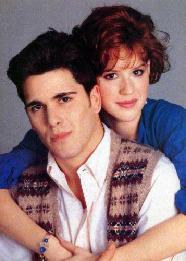 Molly & Michael Shoeffling in 16 Candles