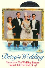 Betsy's Wedding Movie Poster