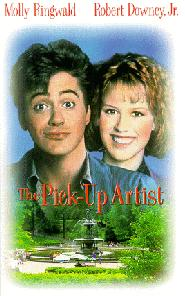 The Pick Up Artist Movie Poster