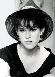Molly Ringwald Black & White Portrait