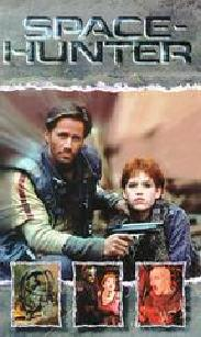 Spacehunter Movie Poster