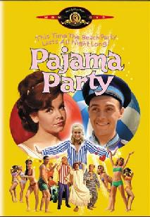 Pajama Party Movie Poster