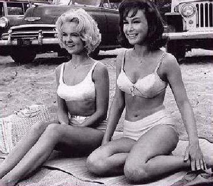Shelley Fabares & Barbara Eden