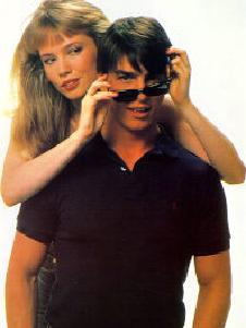Tom Cruise & Rebecca De Mornay in Risky Business