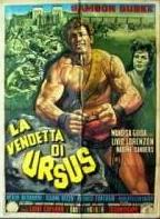 Vengeance Of Ursus Poster