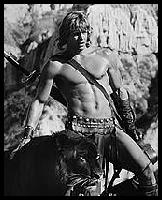 Marc Singer is The Beastmaster