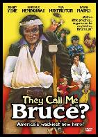 They Call Me Bruce DVD