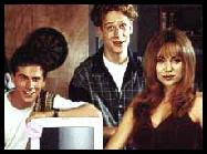 Weird Science Cast