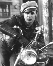 Marlon Brando is The Wild One